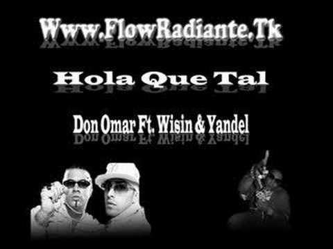 letra de cancion don omar wisin y yandel: