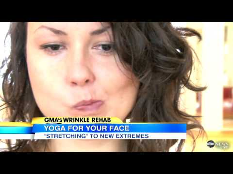 Face Yoga. Wrinkle Rehab: The Ultimate Natural Facelift Health Treatment