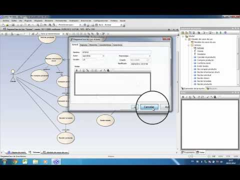 [Tutorial] Info y tutorial sobre herramienta case Enterprise Architect