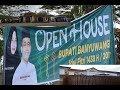 Bupati Anas Gelar Open House di Kampung Halamannya-Idul Fitri 2017