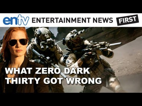 What Zero Dark Thirty Got Wrong About Killing Osama Bin Laden - ENTV