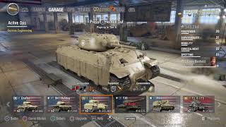 World of Tanks gameplay. German engineering Op