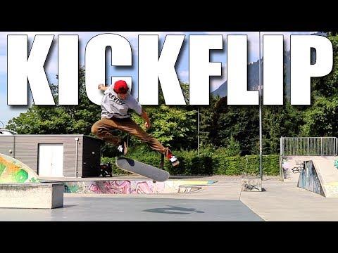How To Perfect Kickflips
