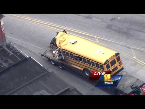 SkyTeam 11: Buses towed from scene of fatal crash