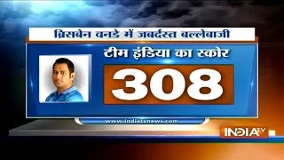 Download India vs Australia 2nd ODI: Team India Put 308 Runs, Rohit Slams 124 Runs 3Gp Mp4