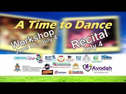 Praise Academy of Dance - Grand Cayman June 30 - July 4 - 06/22/2014