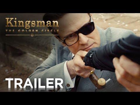 Kingsman: The Golden Circle   Official Trailer 2 [HD]   20th Century FOX