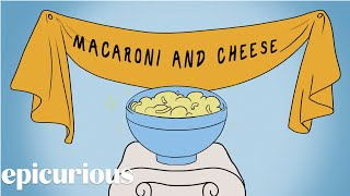 The Secret History of Mac & Cheese in 109 Seconds