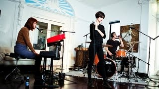 "The Jezabels ""City Girl"" LIVE Studio Session"