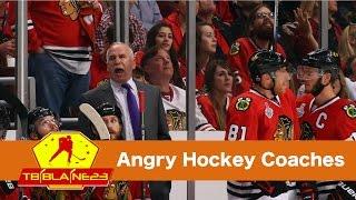 Angry Hockey Coaches