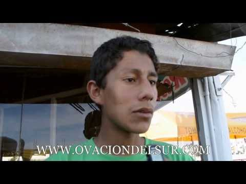Entrevista a los hermanos Angelo y Armando Gomez-IV Fecha Regional-Motovelocidad Arequipa-29/09/2013