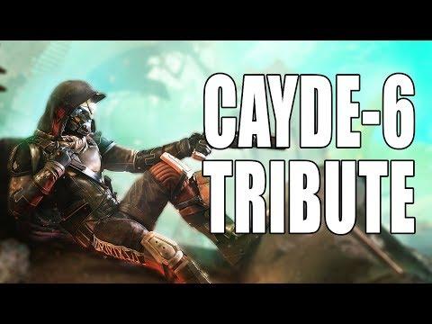 A CAYDE-6 TRIBUTE - Destiny 2 #MOTW thumbnail