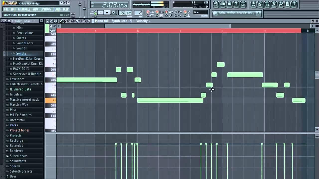 Как сделать свой trap в fl studio