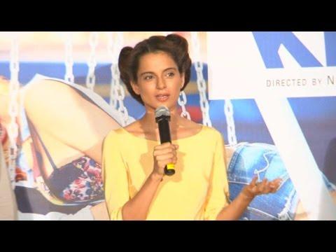 Kangana Ranaut Finds It Hard To Describe Katti Batti
