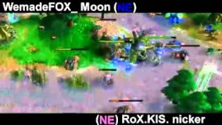 Warcraft 3 -  WC3 - Top 10 the best moves of 2010