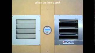 Apreco Pressure Relief Vent Comparison