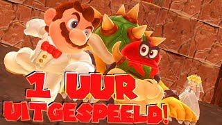 HOE SPEEDRUN JE SUPER MARIO ODYSSEY? **BEST TRICKS** (Nederlands/NL)