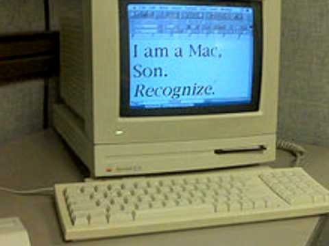 Old Macintosh Startup Sounds / Crash Sounds