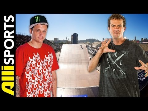 Jake Brown Vs. Bob Burnquist Skateboarding Head2Head Trivia, Alli Sports