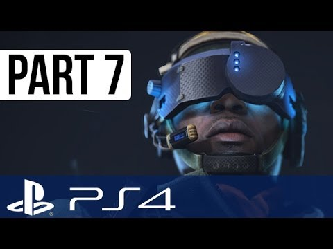 Killzone Shadow Fall Gameplay Walkthrough Part 7 - Chapter 4: The Patriot (PS4 Gameplay HD)