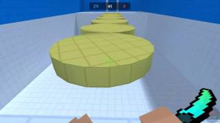 MiniGame Map 41Traps Completed | Block Strike