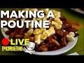 HOW TO MAKE A POUTINE SANDWICH [HANDLE-IT LIVE]