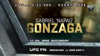 UFC Fight Night: Gonzaga vs. Cro Cop 2