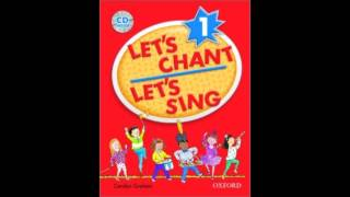 The Hello Song de Carolyn Graham (Let's chant, let's sing 1)