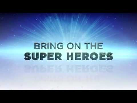 Bring on the Super Heroes! Infinity 2.0 Teaser