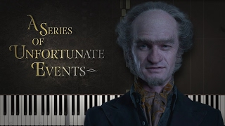 A Series of Unfortunate Events (2017) - Theme [piano]