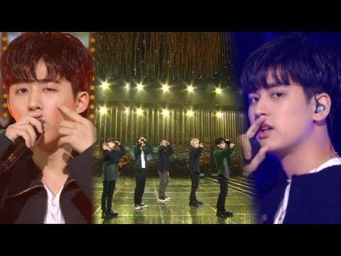 IKON(아이콘) - GOODBYE ROAD(이별길) @인기가요 Inkigayo 20181021