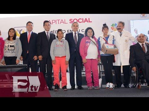 """""""Médico en tu casa"""" Programa de Salud en la Ciudad de México / Comunidad"""