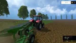 "Farming Simulator 2015 ""Пахота"""