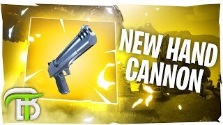DOUBLE HAND CANNON NEW META?? (Fortnite Battle Royale)