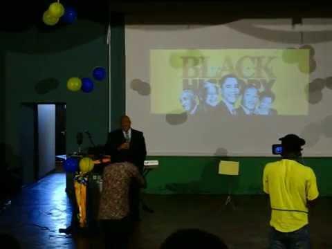 Black History Month 2015 at USIU Kenya