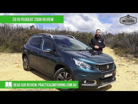 2018 Peugeot 2008 Review
