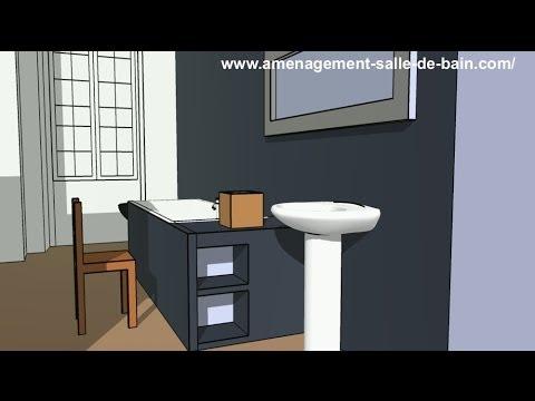 Plan salle de bain 2m2 page 1 10 all - Amenagement salle de bain 2m2 ...