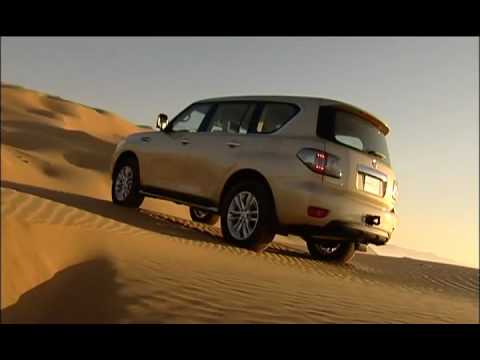 All New 2010 Nissan Patrol First Promo