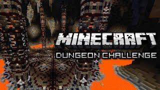 Minecraft: DUNGEON CHALLENGE! - Mini Game