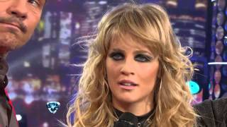 Showmatch 2012 - Liz Solari abrió el reggaetón