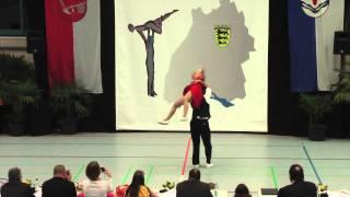 Silvia Baur - Bernhard Baur & Sylvia Gauß - Karl-Heinz Stahl - LM Baden-Württemberg & Hessen 2015