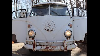 """Volkswagen Bus : Westfalia Camper : Vw Bus & the """"Pine Cone"""" VW Bug in the woods Giveaway Contest !!"""