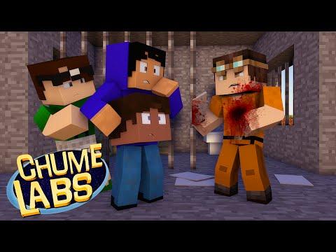 Minecraft: CHUME LABS 2 - FUGA IMPOSSÍVEL! #25