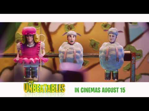 The Unbeatables: Unmissable TV Spot  [Vertigo]