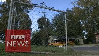 70805 Life in a US city's most dangerous postal code - BBC News