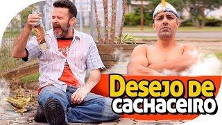 DESEJO DE CACHACEIRO - PIADA DE BÊBADO - PARAFUSO SOLTO