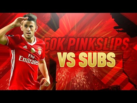 FIFA 17 PINKSLIPS VS SUBSCRIBERS - WHY DO I TORTURE MYSELF
