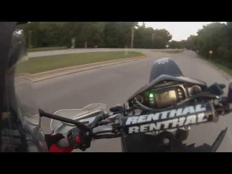 Milwaukee Supermoto Hooligans: Up Up And Away video