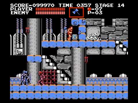 Castlevania - Secret 20 - User video