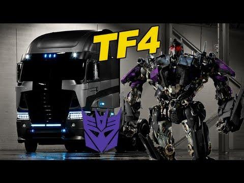 Nemesis Prime ALT mode REVEALED in Transformers 4?? - [TF4 News #29]